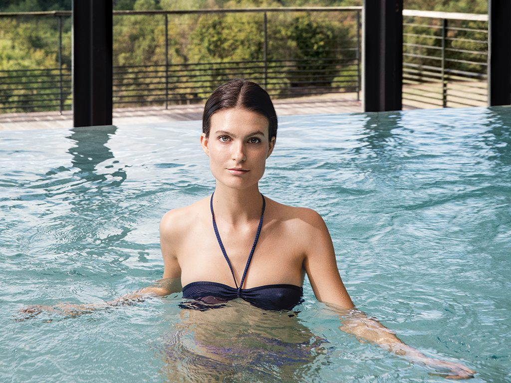french beauty lessons yves rocher pool
