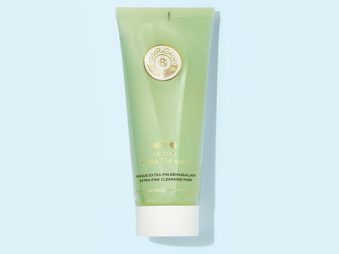 french beauty products roger & Gallet Le Soin Aura Mirabilis Extra Fine Cleansing Mask