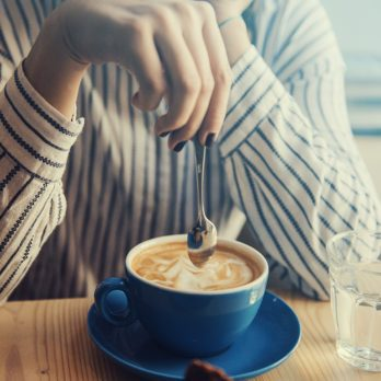 Some Pretty Unexpected Ways To Make Yourself A Healthier Coffee