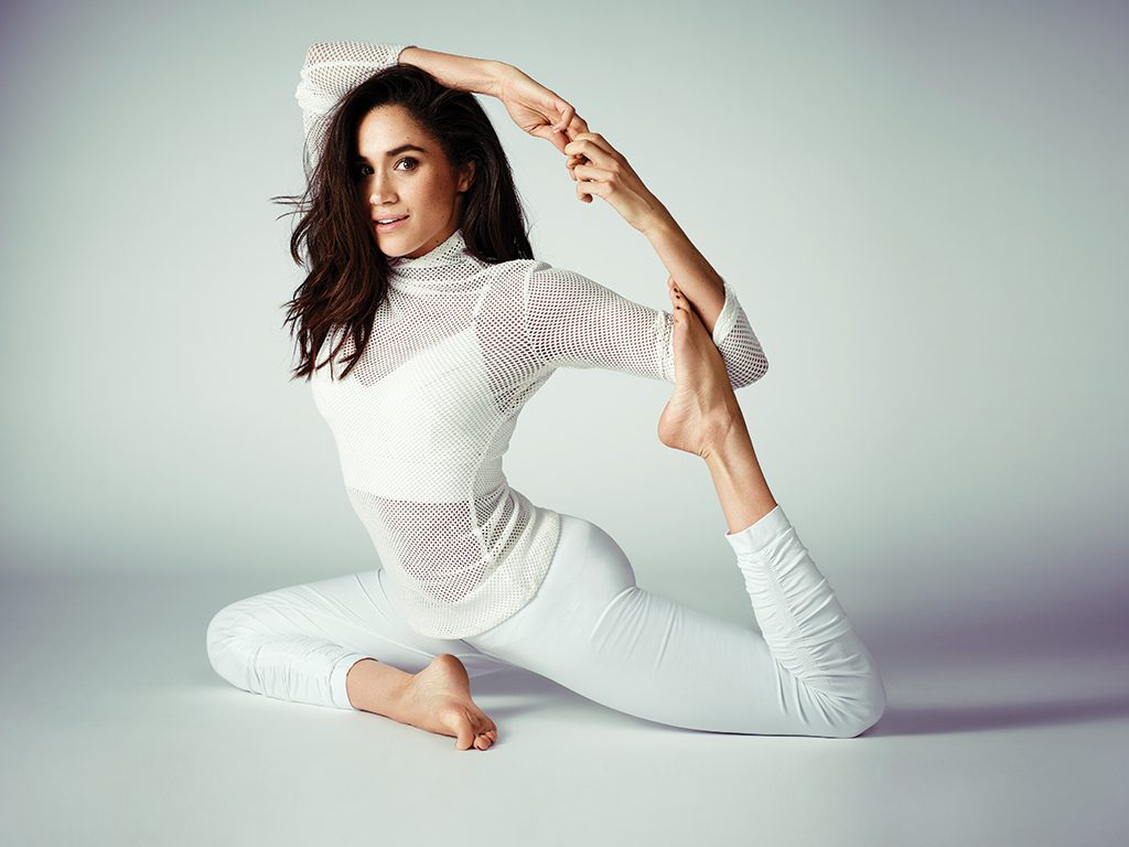 Meghan markle photos mermaid pose