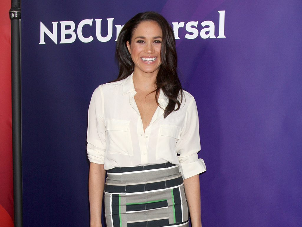 Meghan Markle on fame