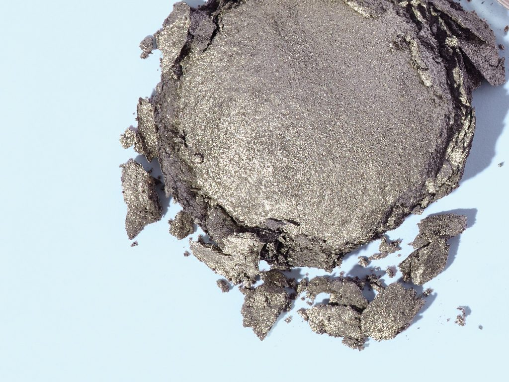 party eye shadow looks Essense The Metals Eye Shadow