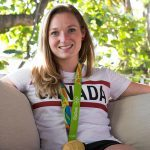 """Are You Limiting Yourself? This Olympian Says To """"Have A Lot Of Goals"""""""