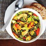 Lightened-up Chicken Stew