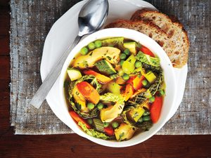 Lightened-up Chicken Stew