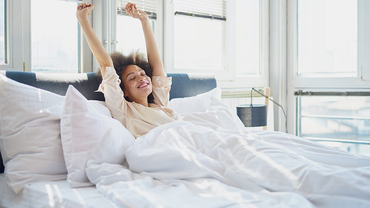 2018 resolutions bed alarm