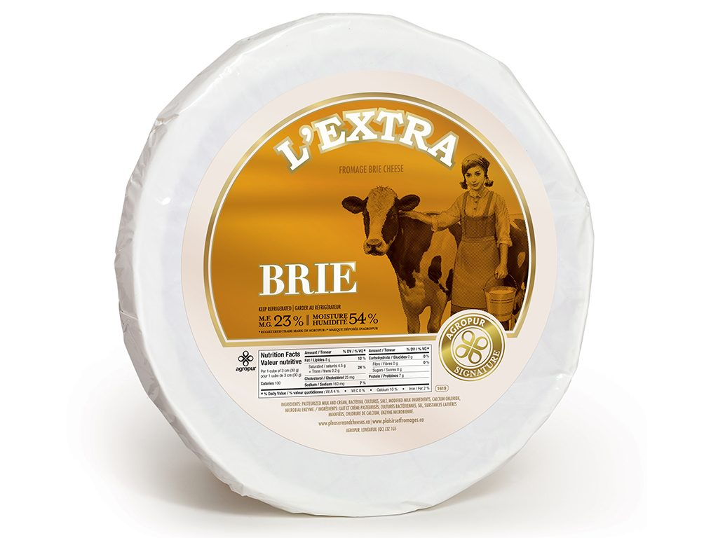 Holiday foods Argopur Brie L'Extra SC 3kg