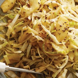 This Sweet & Sour Braised Cabbage Is The Perfect Side Dish