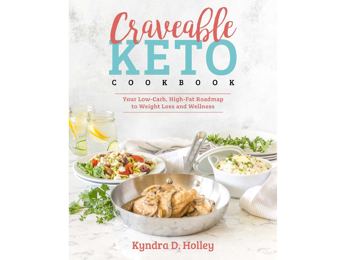 health books 2018, Craveable Keto