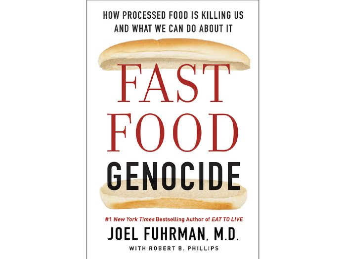 health books 2018, Fast Food Genocide
