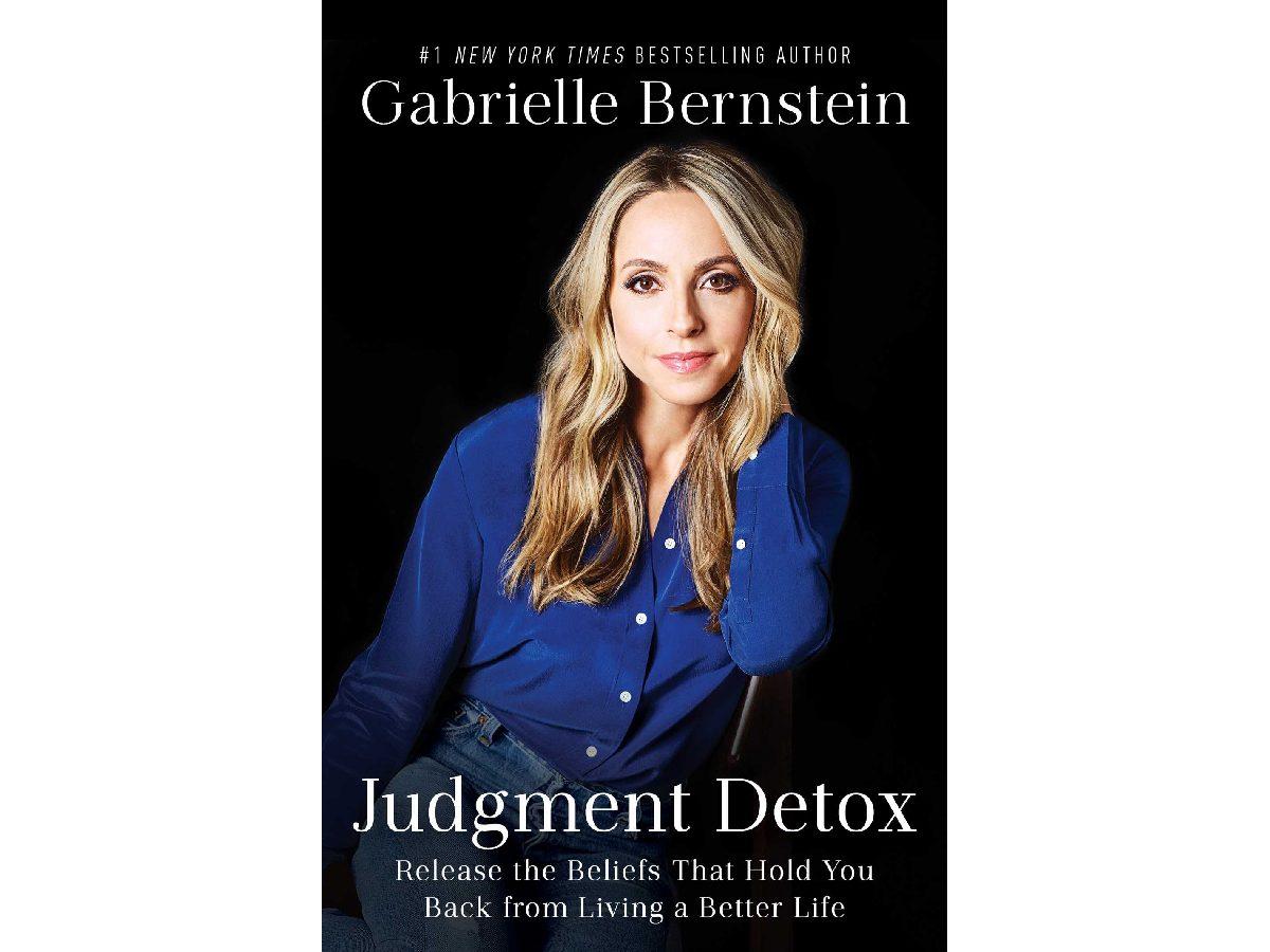 health books 2018, Judgement Detox
