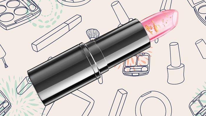 best beauty launches 2017 Lise Watier 24K Glam Lipstick