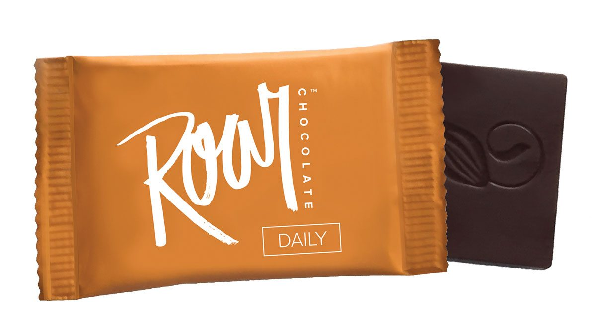 healthy food swaps Roar Chocolate