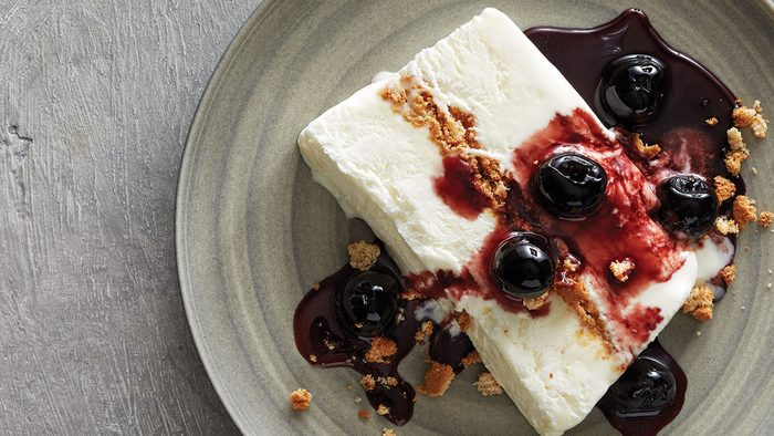 Semifreddo, dessert