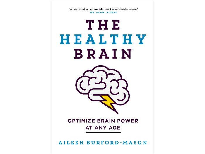 health books 2018, The Healthy Brain