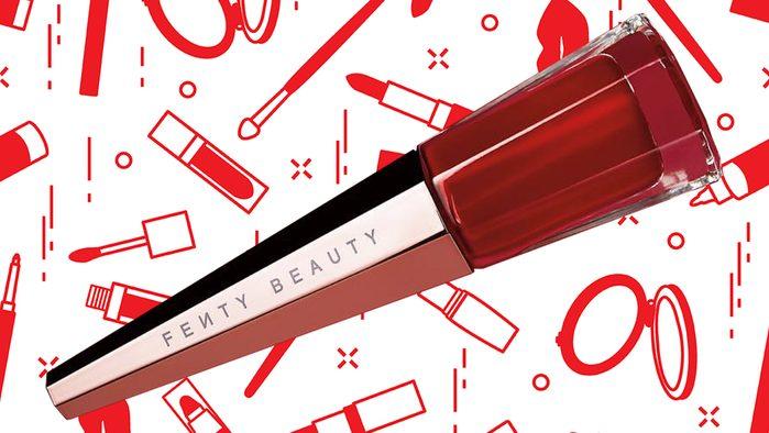 best beauty launches 2017Fenty Beauty Stunna Lip Paint Longwear Fluid Lip Color in Uncensored