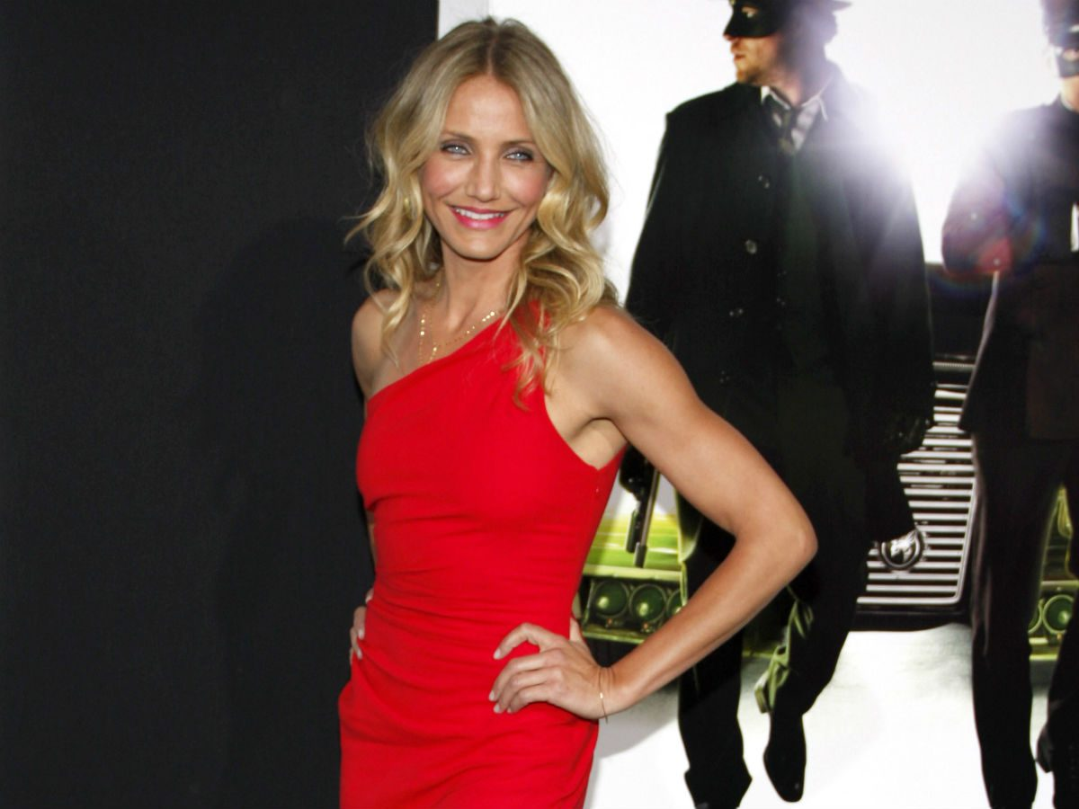 celebrity pilates workout cameron diaz