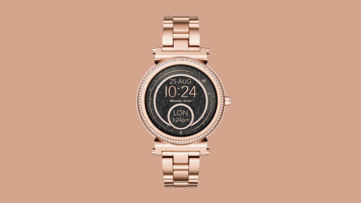 fitness smart watch Michael Kors Sofie