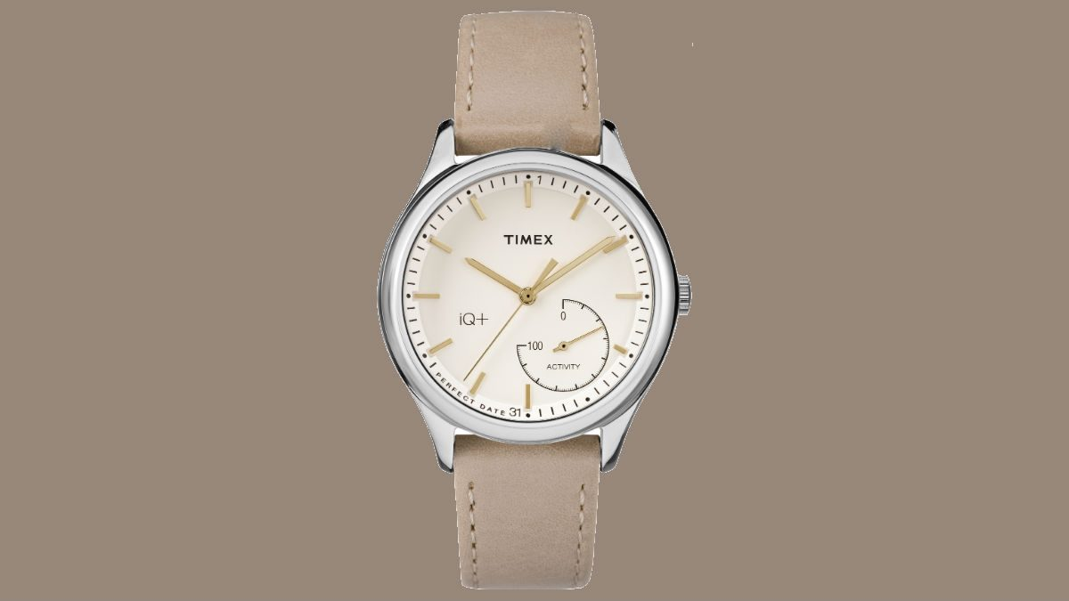 fitness smart watch Timex IQ Move