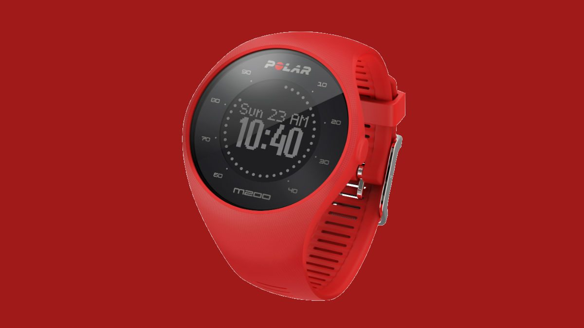 fitness smart watch polar m200