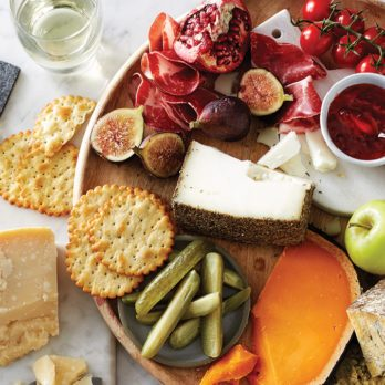 Chef Shares His Secrets On Building A Drool-Worthy Cheese Platter