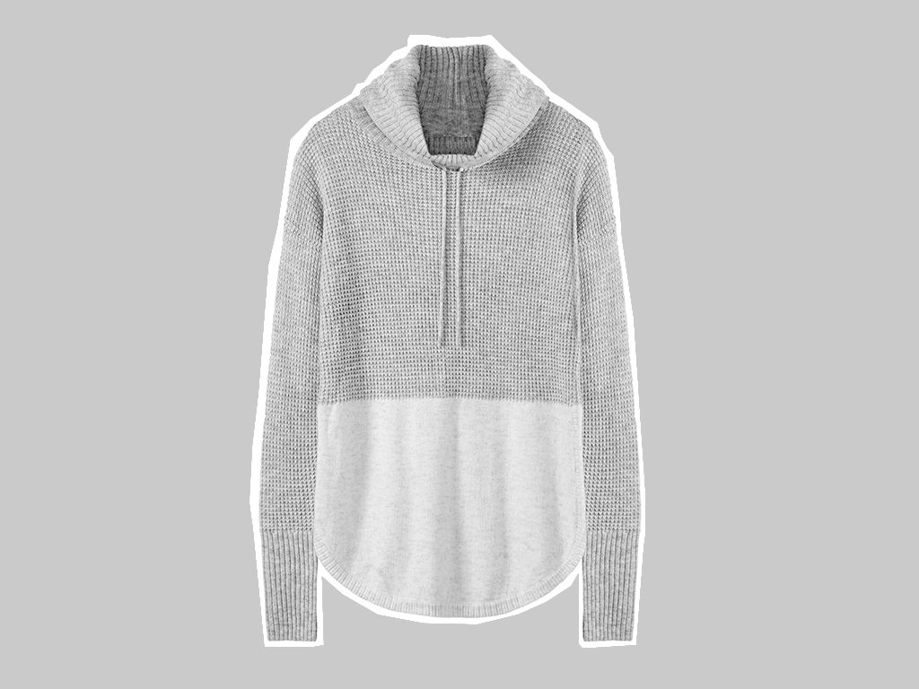 SelfcareSunday Hyba Cowl Neck Knit Sweater