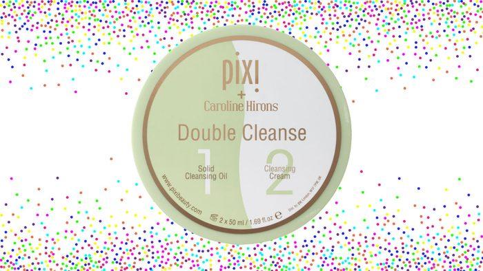 2018 beauty Pixi Caroline Hirons Double Cleanser
