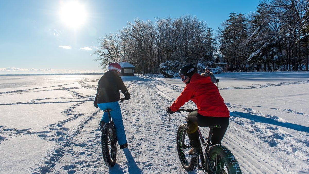 Canadian winter-Tourisme-Laurentides