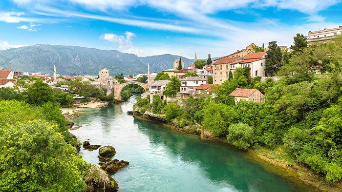 solo travel, Bosnia and Herzegovina