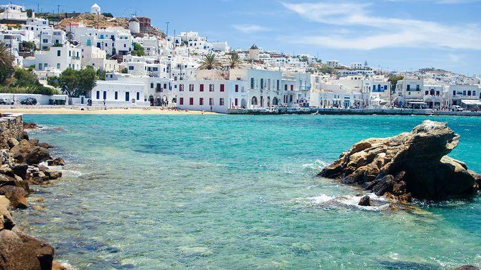 solo travel, Greece