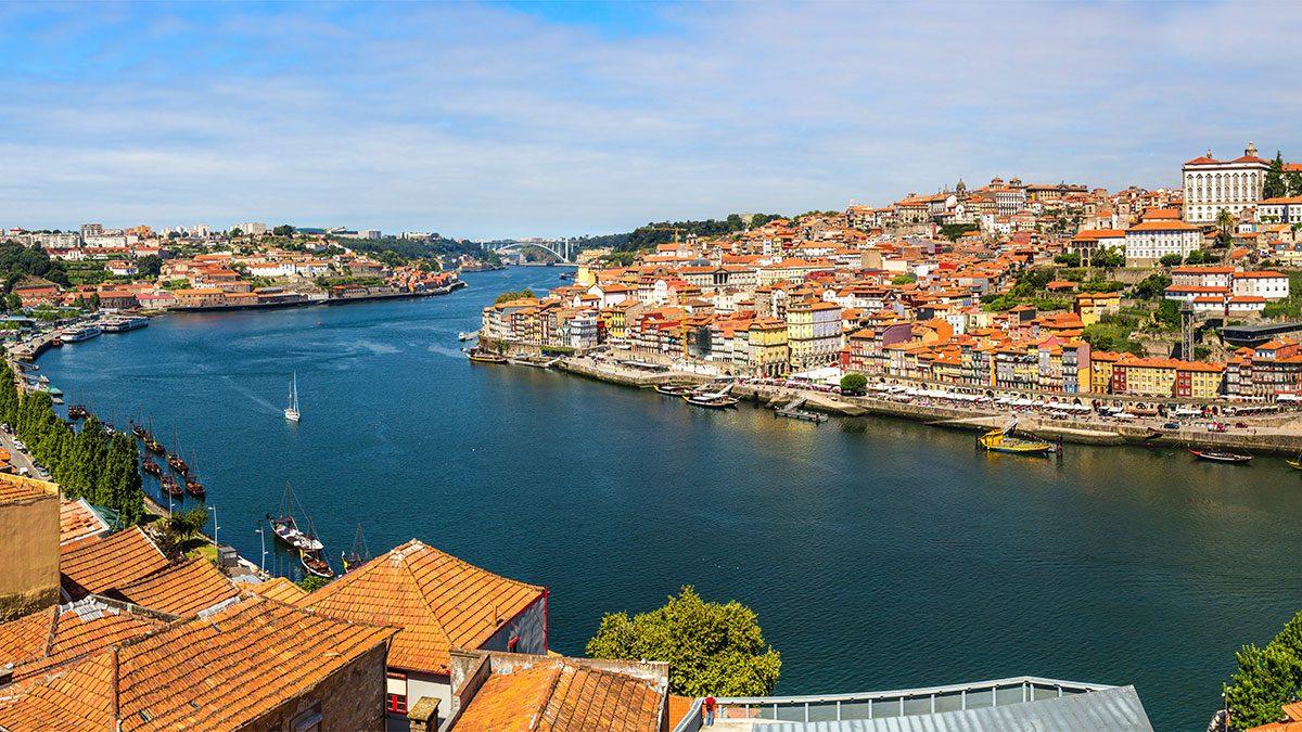 solo travel, Portugal