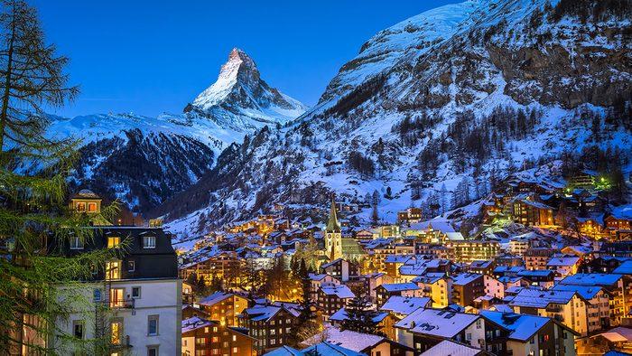 solo travel, Switzerland