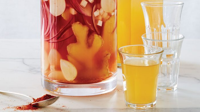 Fire Cider, shooters
