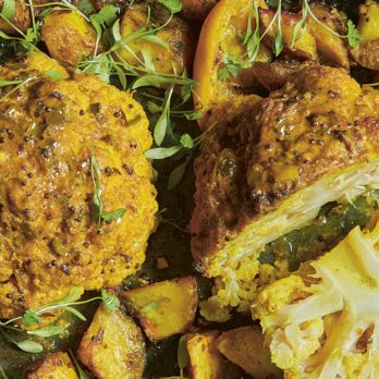 This Aloo Gobi Will Put Your Other Roasted Cauliflower Recipes To Shame