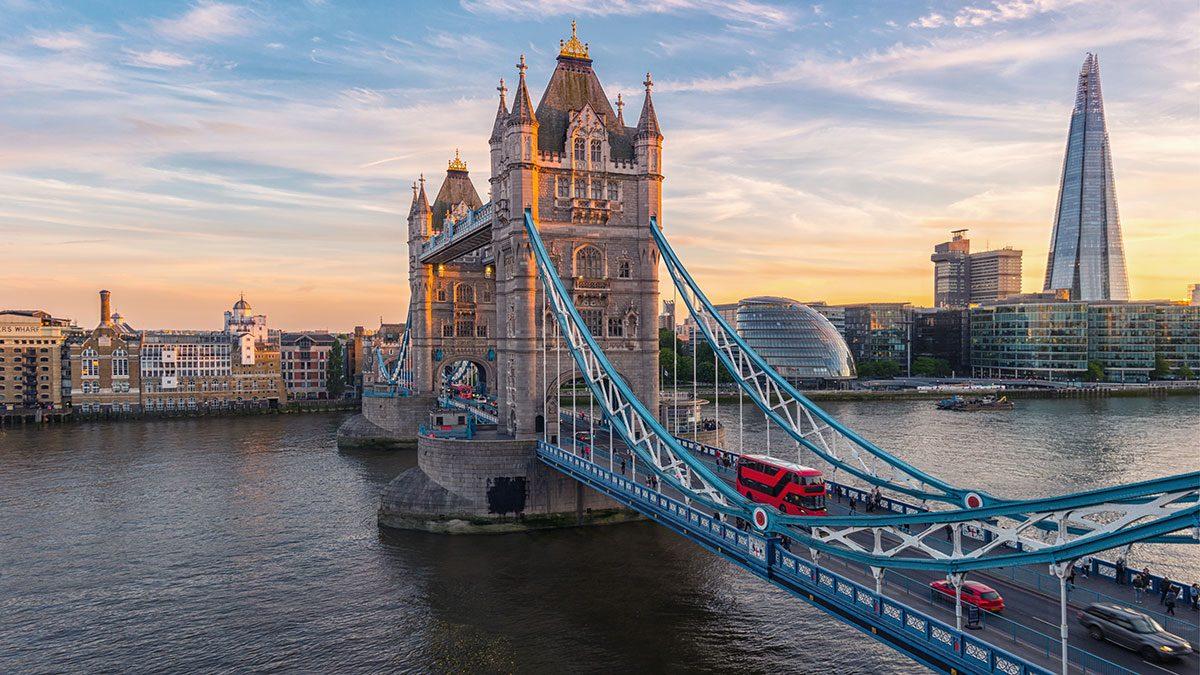 Travel, London