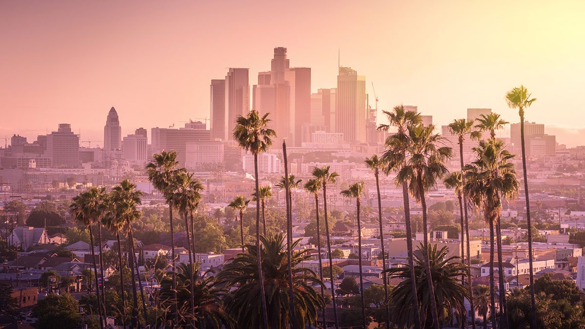 Travel, Los Angeles