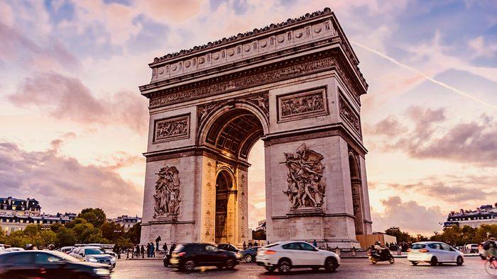Travel, Paris