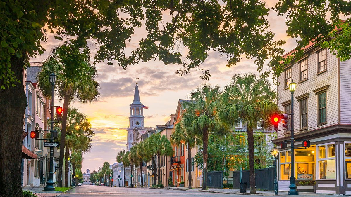 Travel, South Carolina