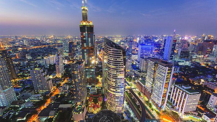 Travel, Thailand