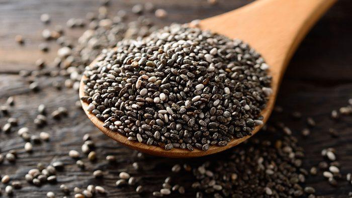 Vegan Shopping List, Chia Seeds