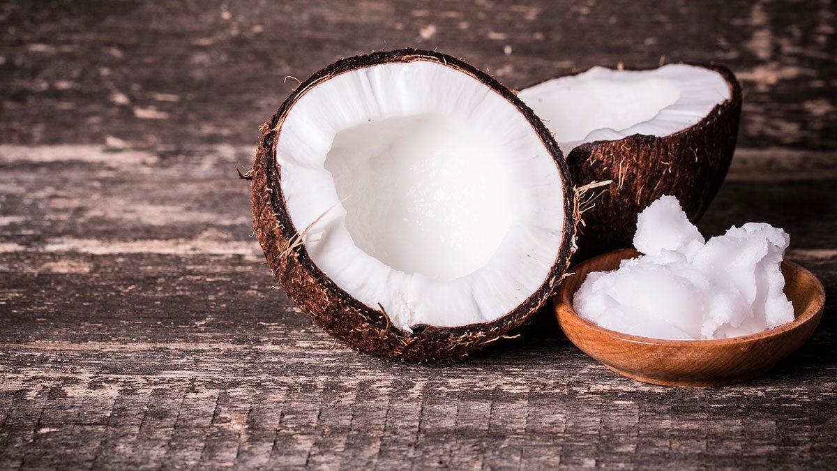 Vegan Shopping List, coconut oil