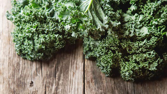 Vegan Shopping List, Kale