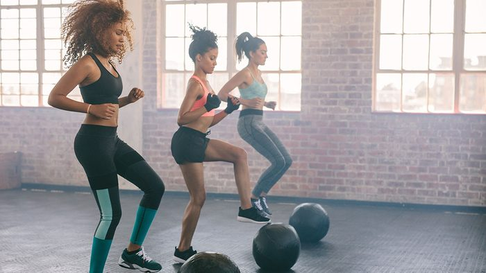 Weight Loss Trainer, group