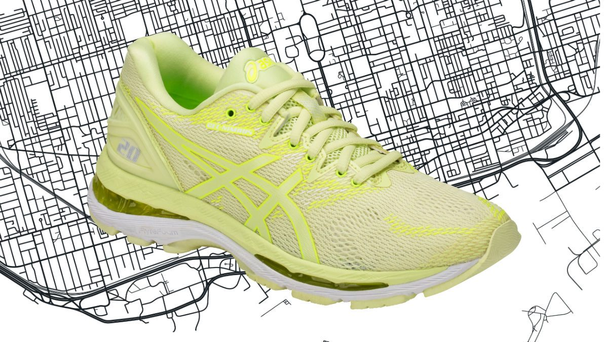 athleisure for women Asics GEL-Nimbus 20 Sneakers