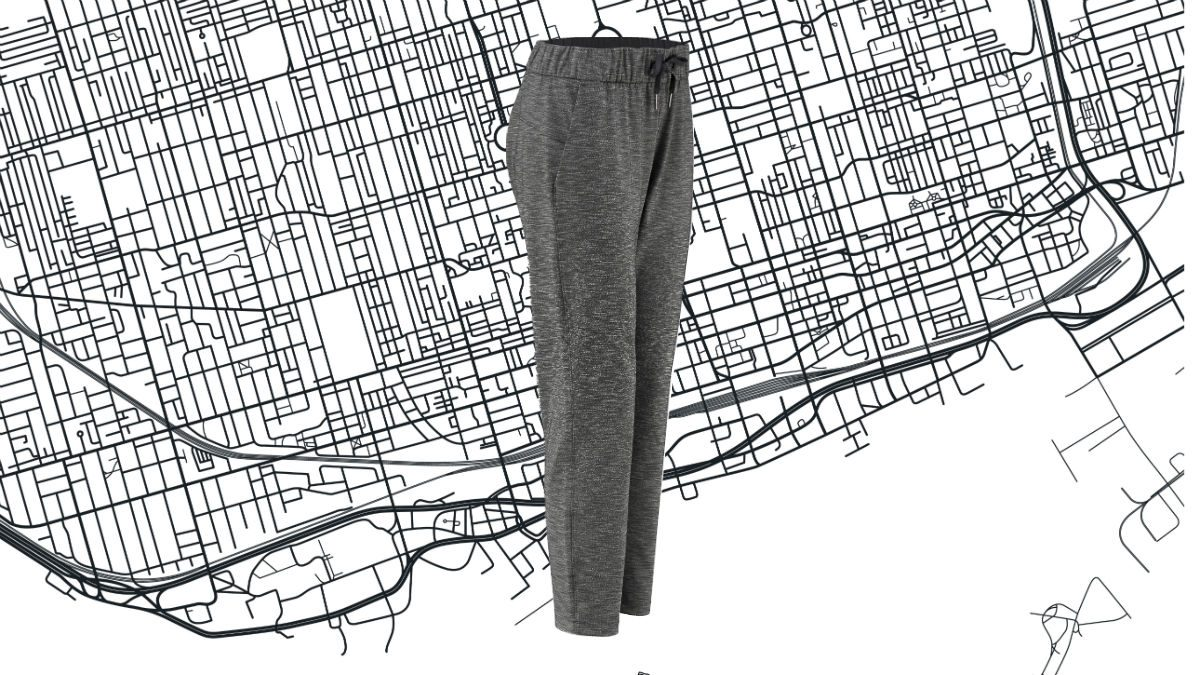 athleisure for women Lululemon On the Fly Pant