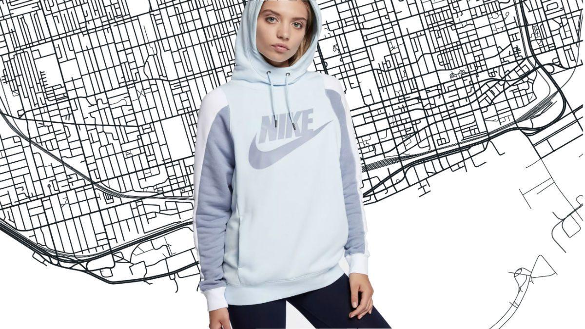 athleisure for women Nike Sportswear Modern Womens Hoodie