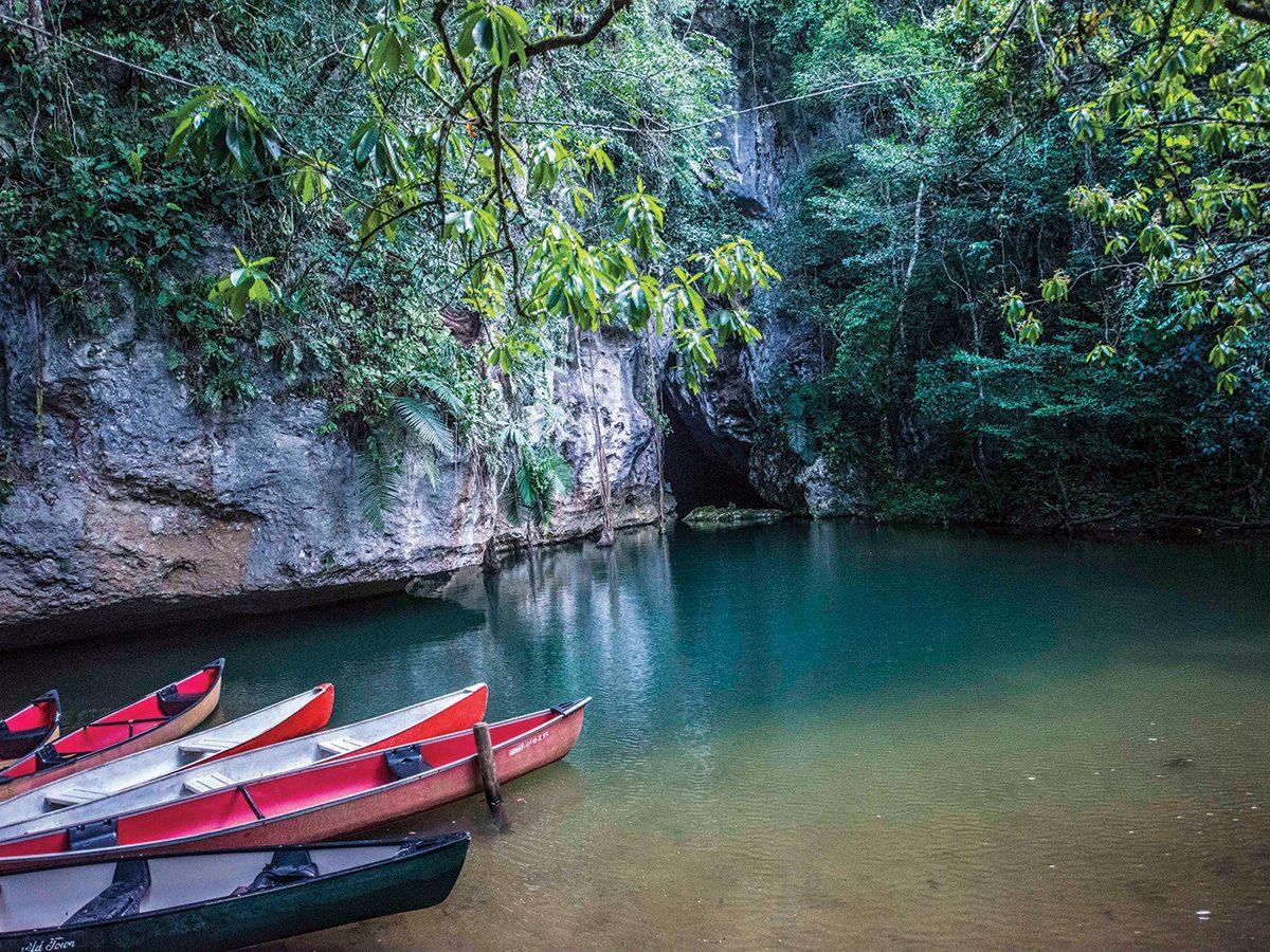 Belize Baton Creek