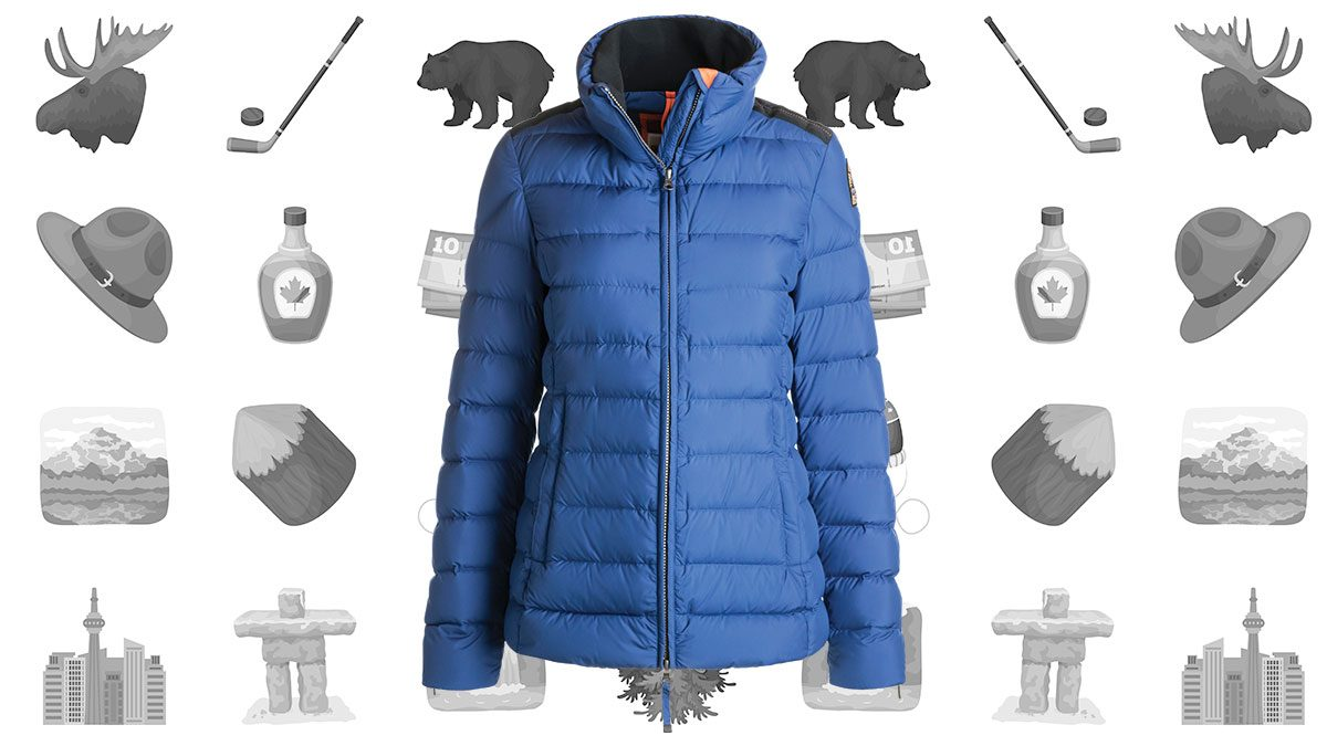canadian winter-Parajumpers-Harriet-Women's-Puffer