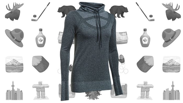 canadian-winter-Under-Armour-Threadborn-Seamless-Heathered-Funnel-Neck