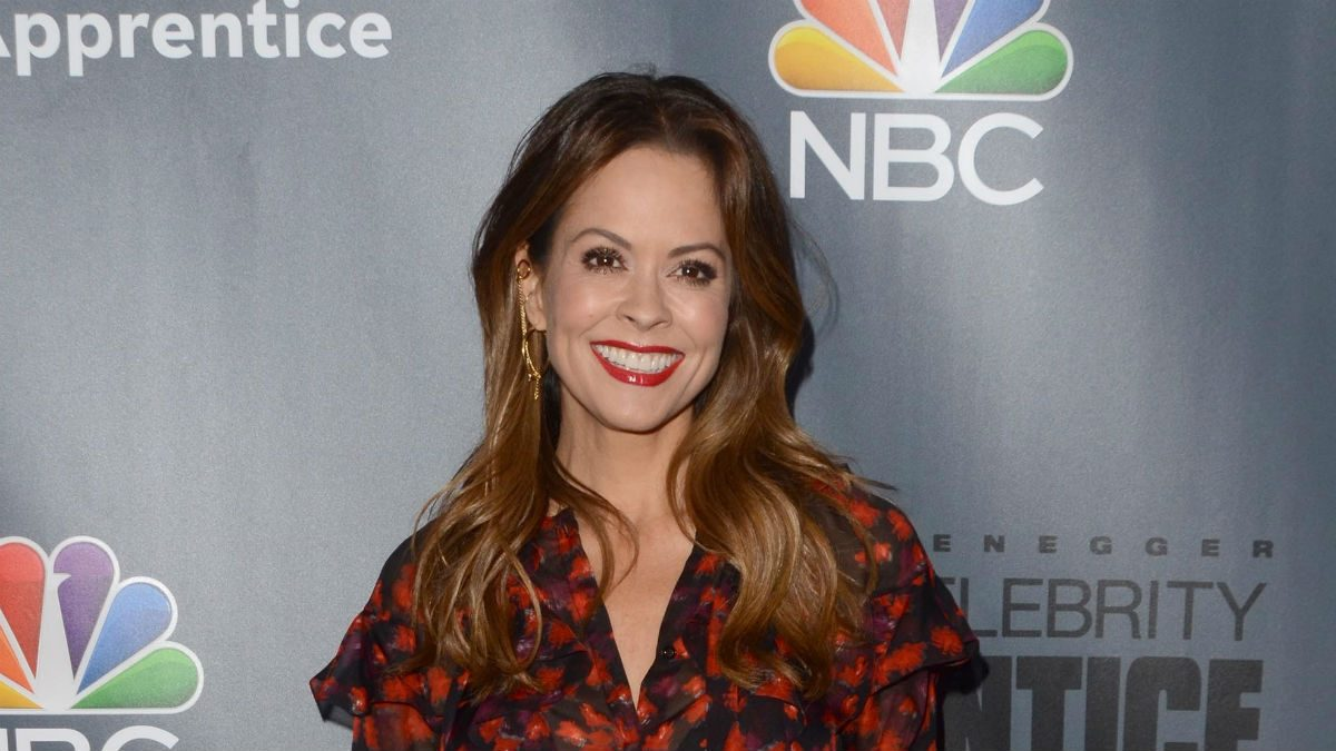 celebrity resolutions 2018 Brooke Burke-Charvet